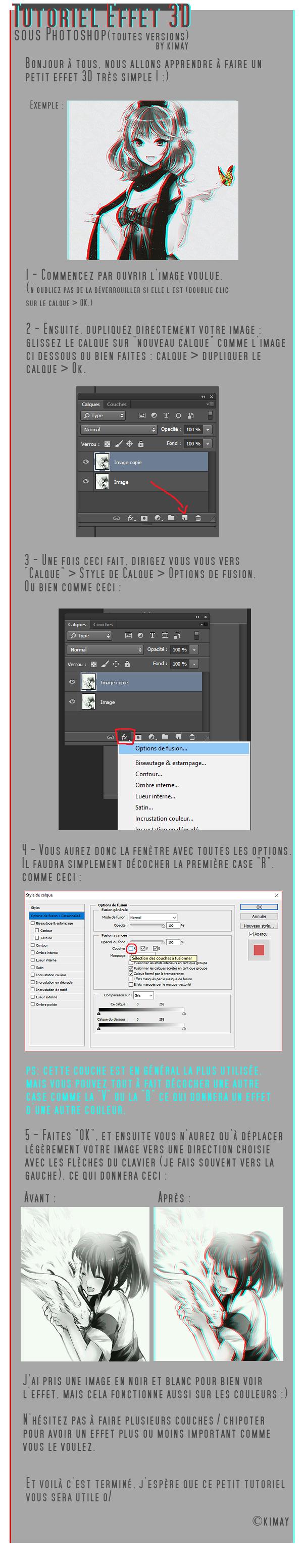 Tag photoshop sur Never Utopia - graphisme, codage et game design 753673Tuto3D