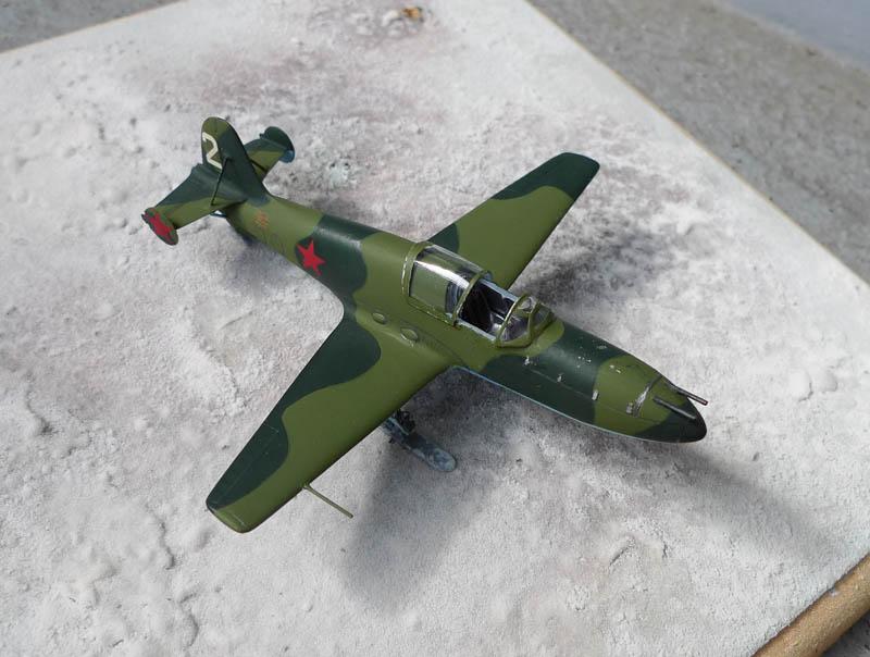 [Eastern Express] Bérezniak Izaev BI 2 - Premier Jet soviétique. 753842BI06