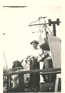 Casque complet de la marine Belge (années 50) 755089IMGNEW0003