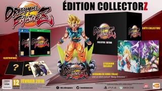 [2018-02-18] Dragon ball fighterz édition collectorZ - PS4 - XOne 756019DBZ