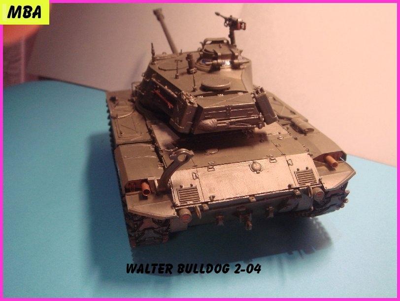 USM4143 Char Walter Bulldog au 1/35 ème AFV club 757141WalterBulldog204