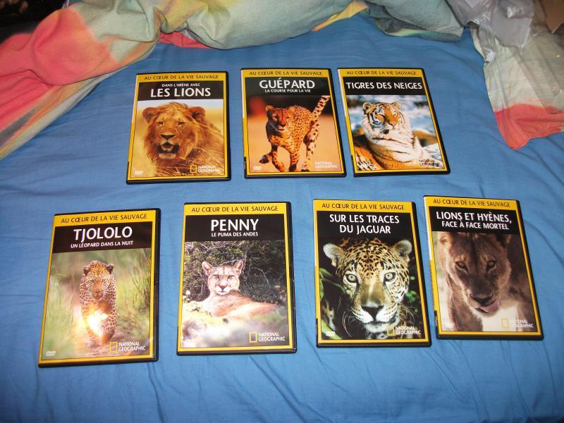 DVD documentaires, films animaliers... - Page 2 757452DSCF6826JPG