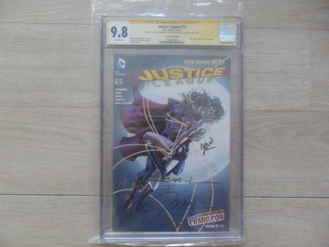 collection andyhp arrivée comics 22/08/17 75775812supermansigenjimleeetc170