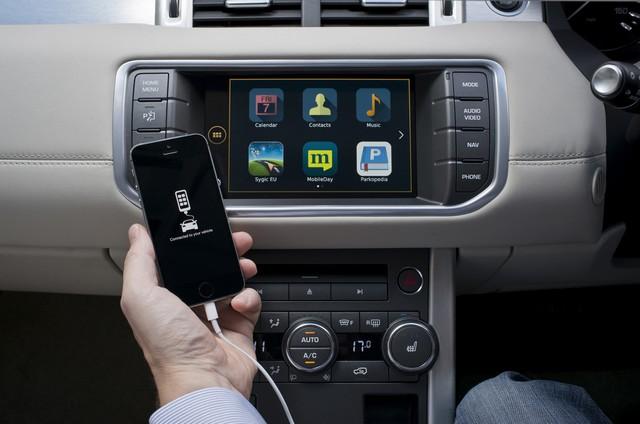 Range Rover Evoque Deux Nouveaux Modèles Autobiography en 2015 758197RREVQ15MYABDynamic18021412