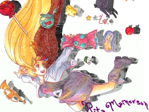 Moi aussi , je suis une artiste o3o~/PAN/ 758461signaritasansfond