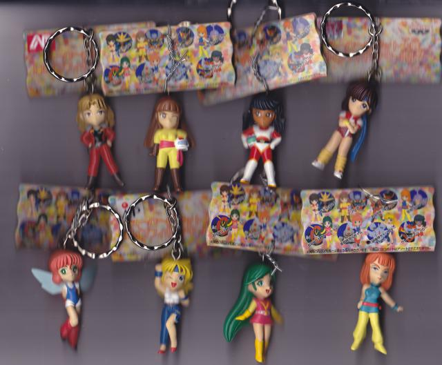 Rakiko s' magical world 759486mechagirlskeychainsjpg