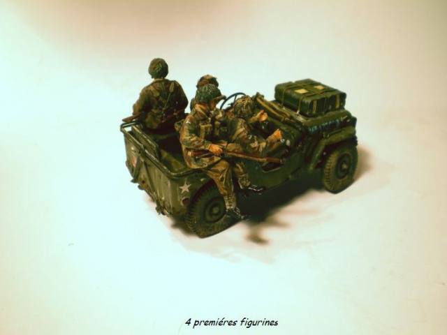6 pdr ,jeep ,équipage airborne Bronco 1/35 (sur la route de Ouistreham) 759687IMGP0013
