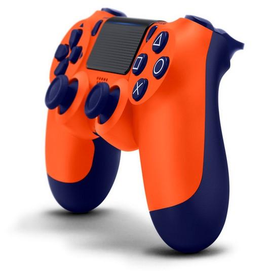 Dualshock 4 Orange et Bleue 760044manette03