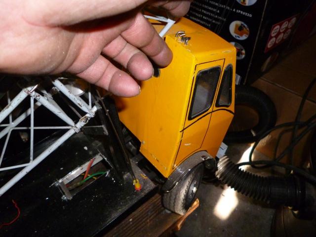 Autoportée Atkinson, camion grue à flèche treillage de dépannage époque 1940.  760097atkinsonplusChabris012