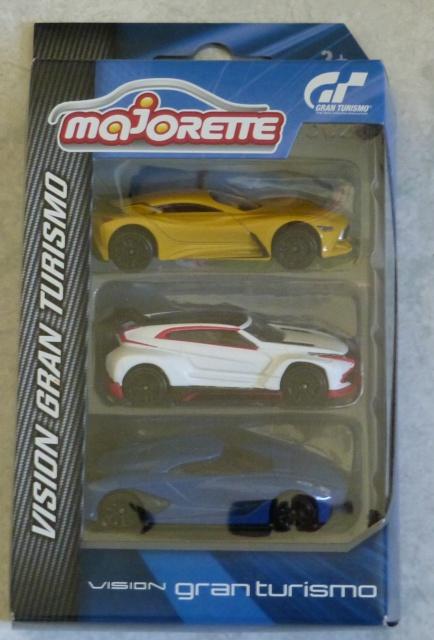 Pack  Vision Gran Turismo 760399P1060424