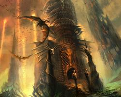 La tour des sorciers