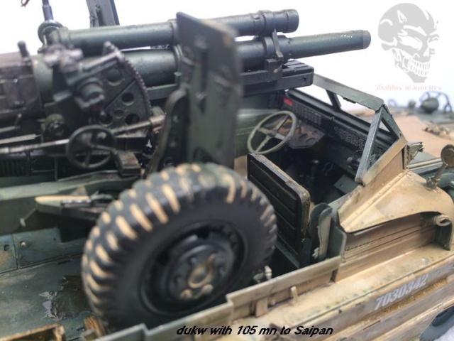 Duck gmc,avec canon de 105mn,a Saipan - Page 2 762031IMG4496
