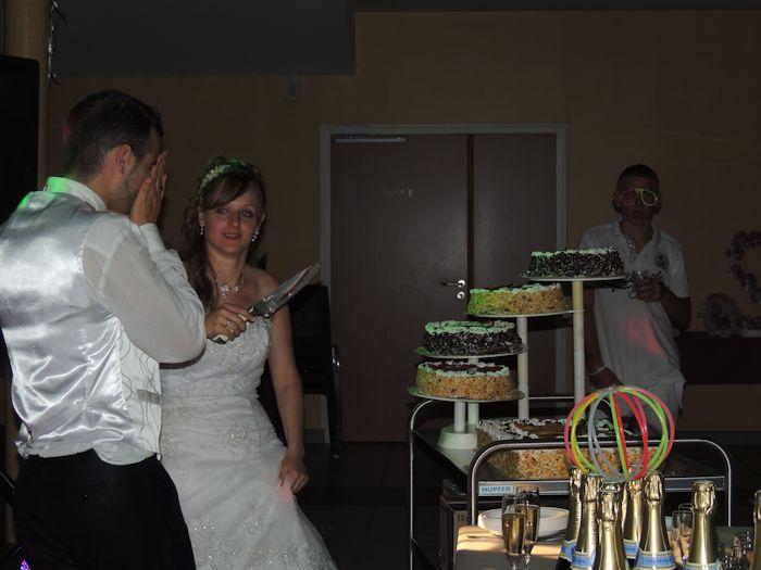 mariage de mon filleul benjamin avec cindy  7626729481