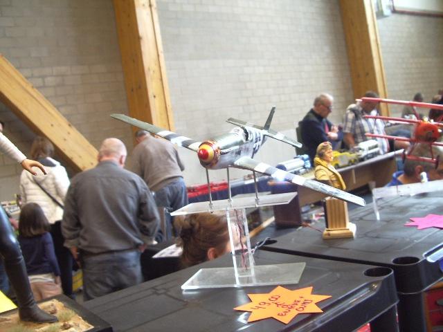 exposition salon de la maquette  a jabbeke en belgique  764947IMGP1532