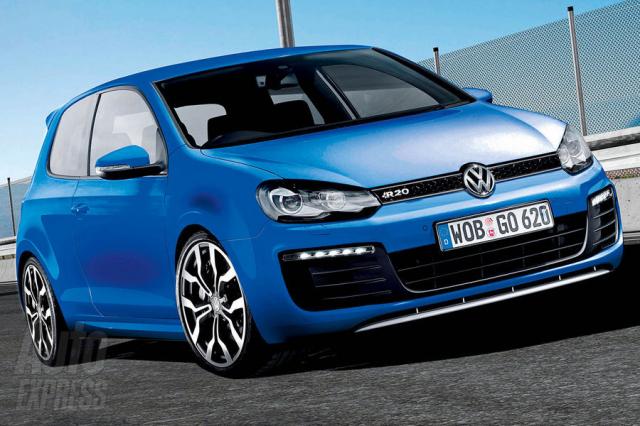 2009 - [Volkswagen] Golf R 7655151