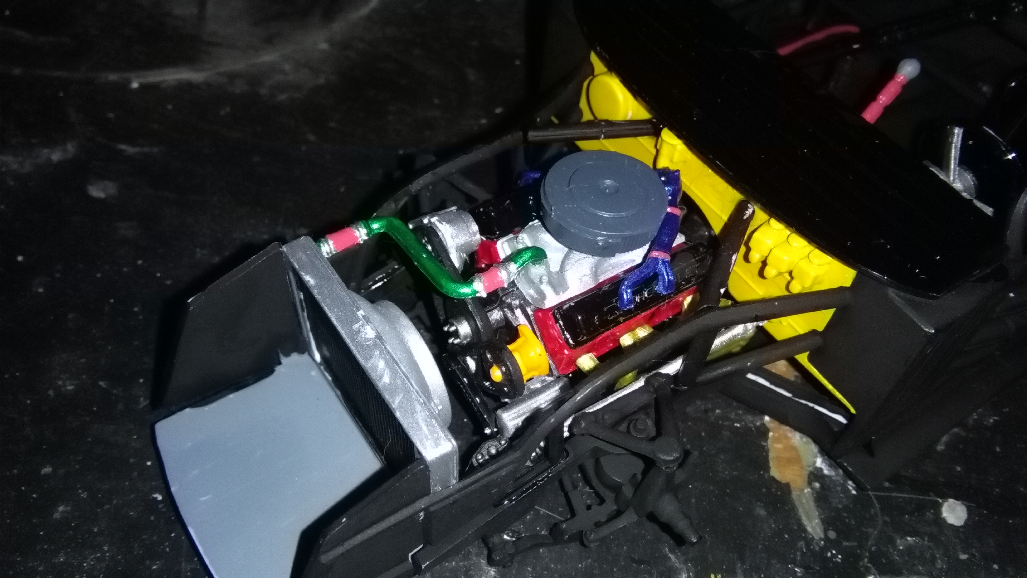 Chevy Monte-Carlo 1998 #4 Bobby Hamilton Kodak  770099C1998410