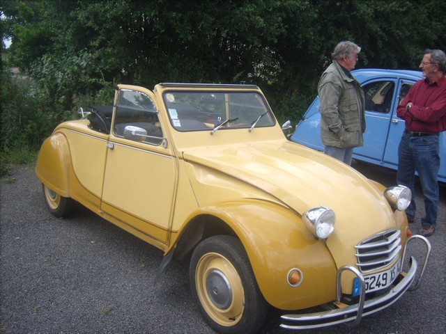 Viking Club 2CV 15éme Rencontre 2012 Domjean (Manche 50420) 770380Jun21629
