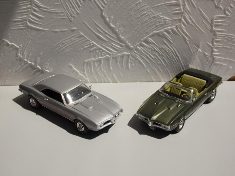 Pontiac Firebird 68 cab. (Fini)  - Page 2 770620SAM3990