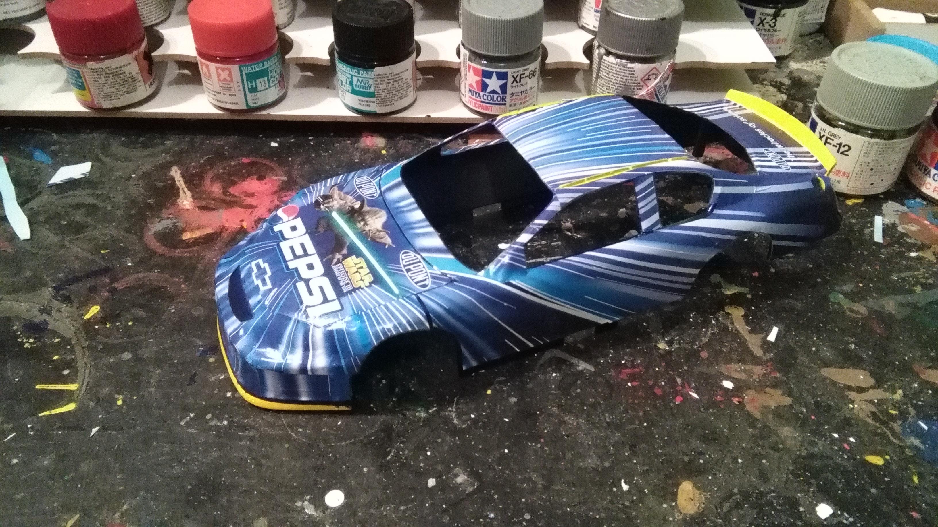Chevy Monte-Carlo 2005 #24 Jeff Gordon Pepsi/Star Wars  770964IMG20170428214220