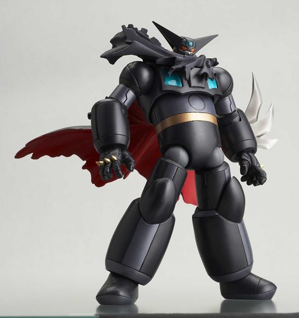 Figurine Revoltech #035 : Black Getter 771314blackgetter1
