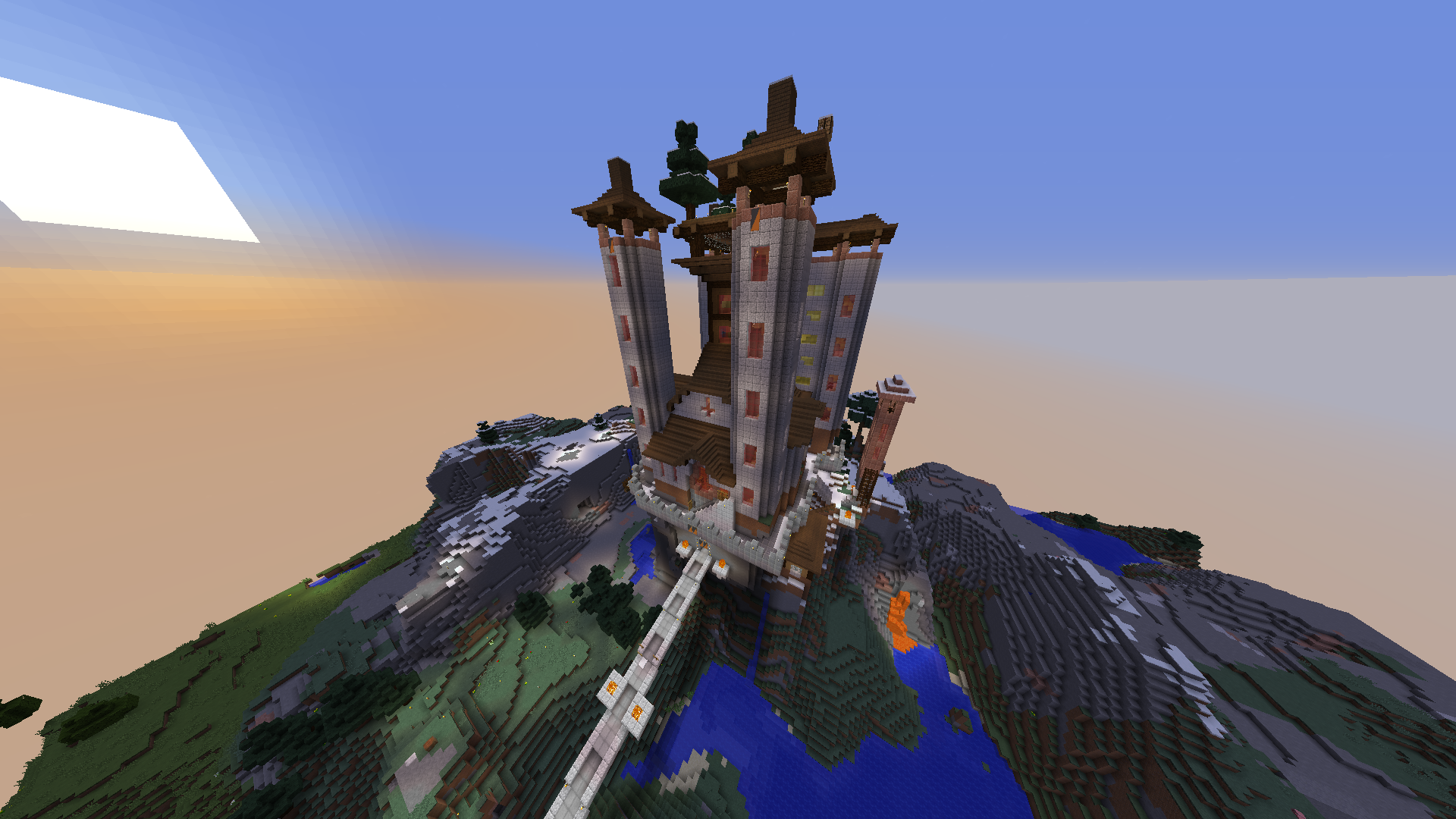 Serveur Minecraft de la Vidéothèque d'Alexandrie 77136720161016133527