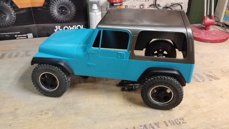 Jeep TJ Unlimited  77155820141006144752