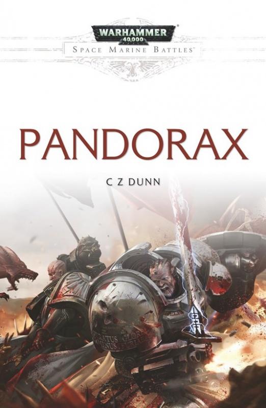 Space Marine Battles: Pandorax de C Z Dunn 772136161