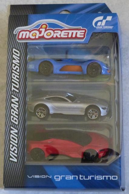 Pack  Vision Gran Turismo 772207P1060423