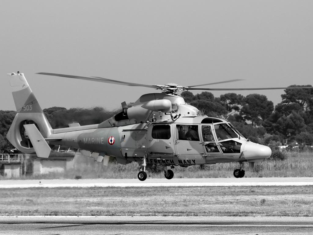 Eurocopter SA365F Dauphin 772387IMG0779001
