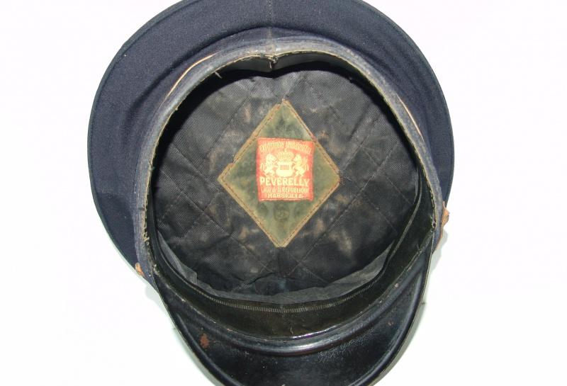 Casquette d'un aviateur 1930/40 774339DSC09197