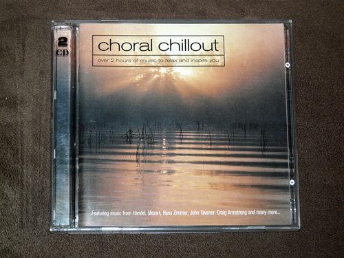 Compilations incluant des chansons de Libera - Page 2 774535ChoralChilloutfront