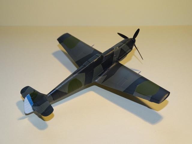 Bf 109 E3 WNr 1304 du JG 76 capturé le 22/11/1939 774642DSC03704