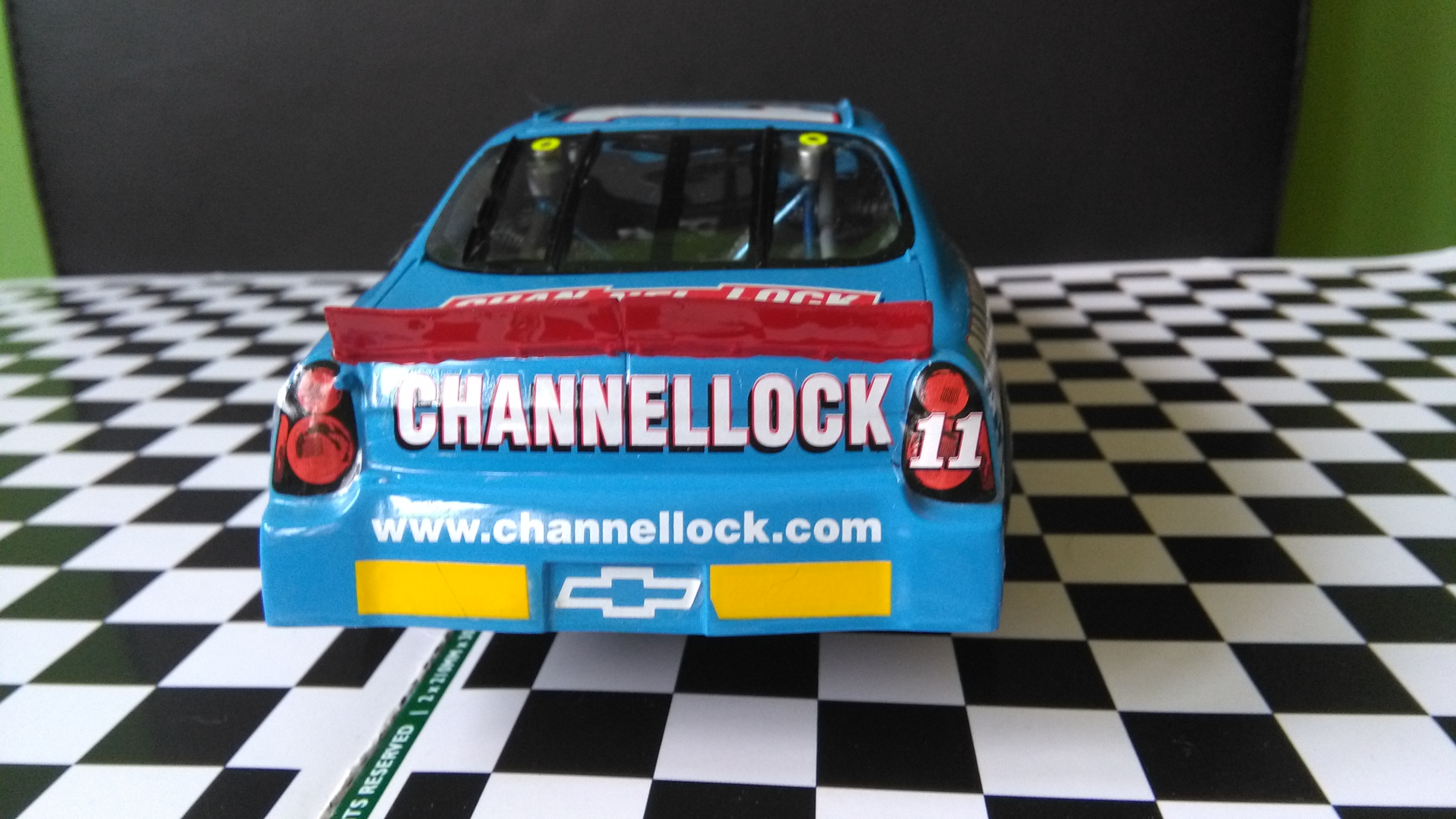 Chevy Monte-Carlo 2001 #11 Marty Houston Channel Lock  774903IMG20170324111743