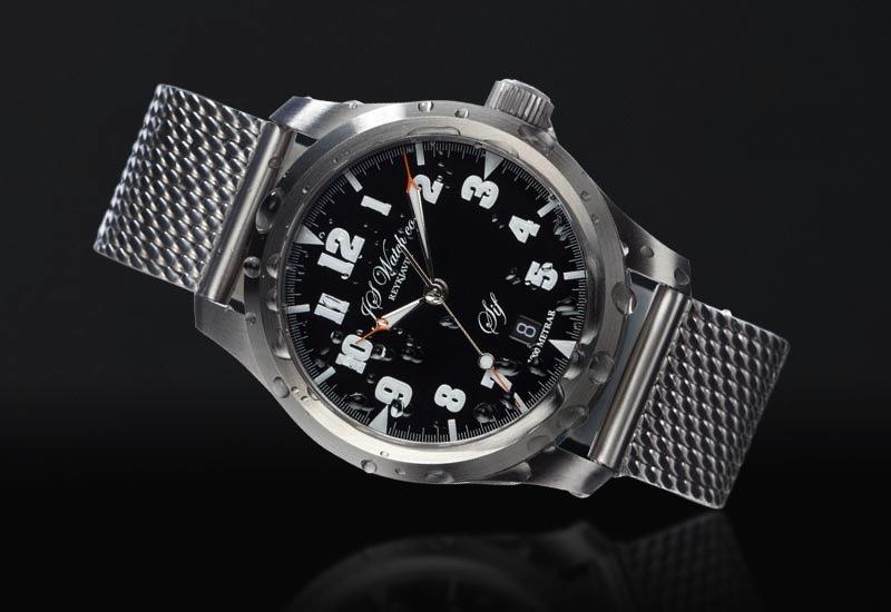 J S Watch company REYKJAVIK 775169sif93