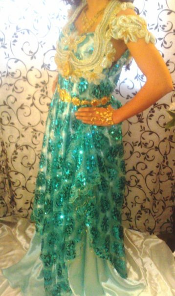 فساتين تقليدية للعروس الجزائرية-----سطايفي 775576svert3