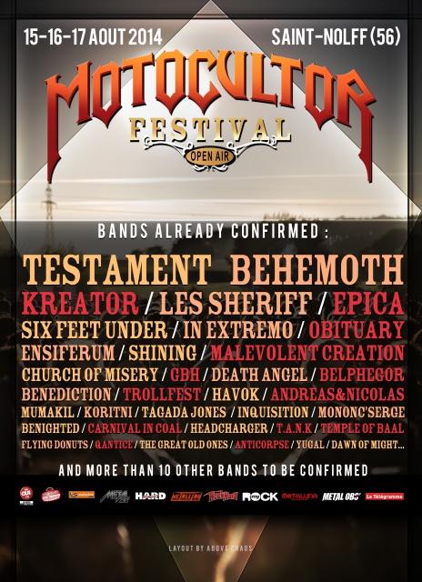Motocultor Festival Open Air/ 15 - 16 - 17 août 2014 / Saint-Nolff (56) 776006annonceavrilmoto