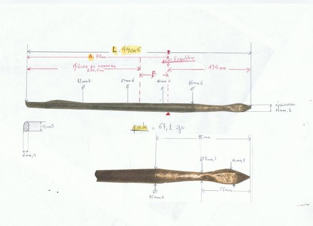 Le carreau d'arbalète du musée de l'Emperi 776124mod