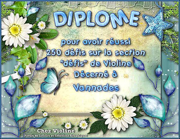 Mes Diplômes et Récompenses - Page 3 776496668350vannades