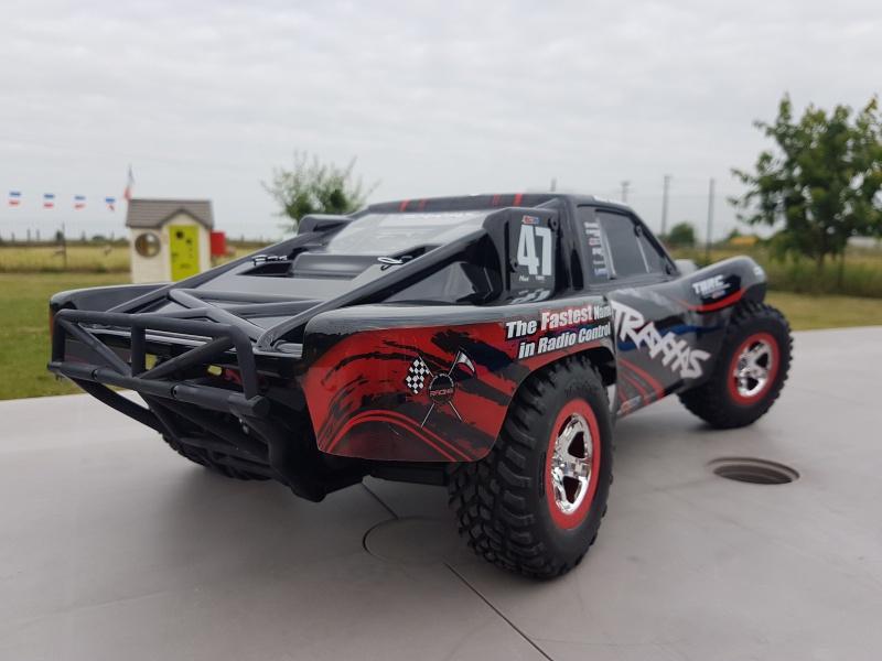 Traxxas Slash OBA 2WD (les VXL /4X4 / Platinium et tout autres sont bienvenu dans ce sujet). 77660520170617101254