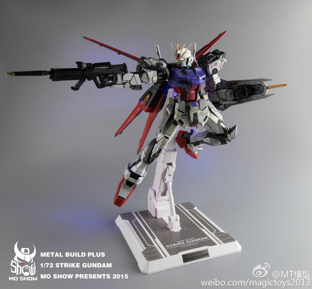 Review/Edito : Strike Gundam Metal Build 1/72 by Moshow la leçon Chinoise donnée a Bandai  778228e963c07agw1ezc0etjymsj21e01ad136