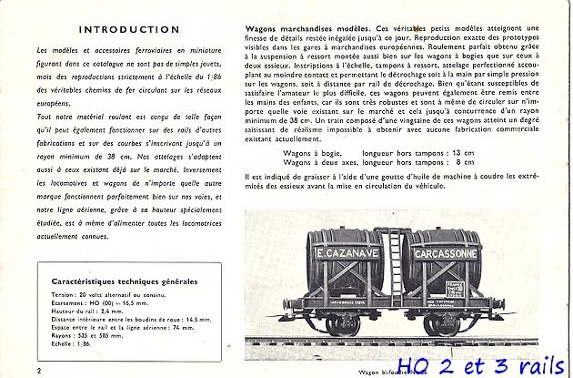 Catalogues 1950 et 1954 couverture photo (extraits) 778441Vbcatalogue19502R