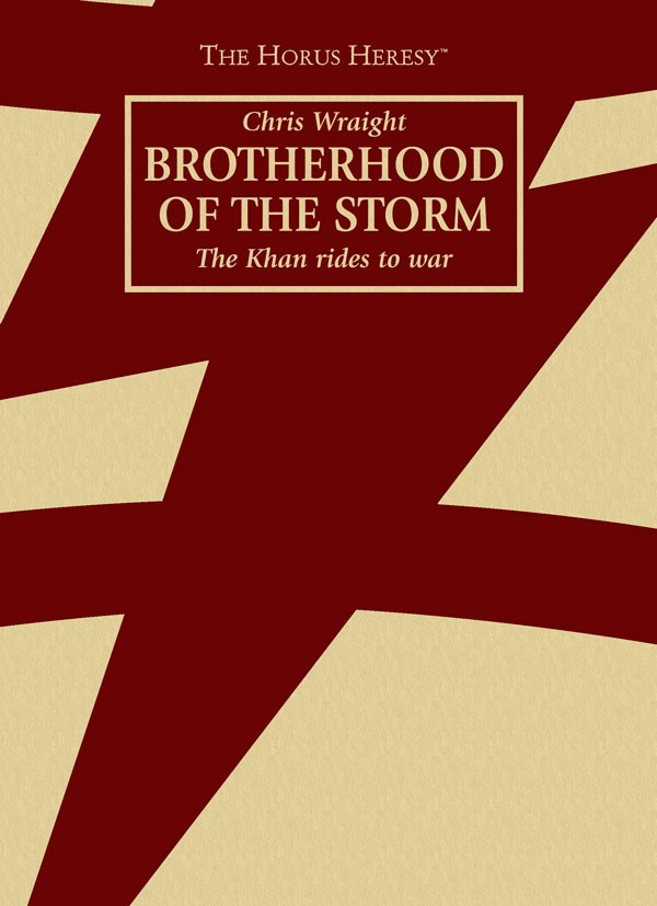 [Horus Heresy] Brotherhood of the Storm by Chris Wraight 778761botshardcover