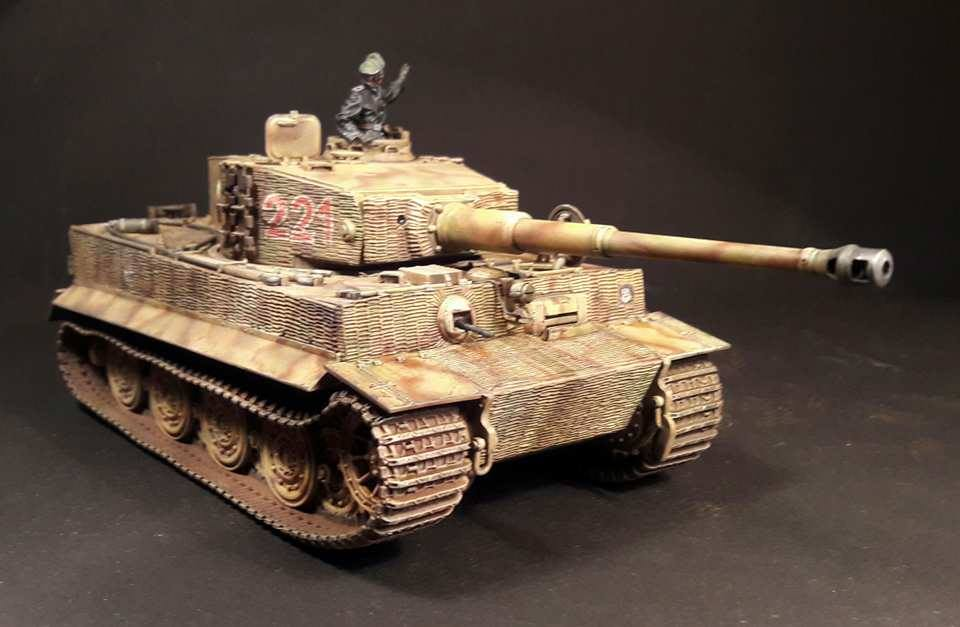 Tiger I Late production - Normandie 1944 - Dragon - 1/35 - Page 3 7788551796548810210966554734378725242103n