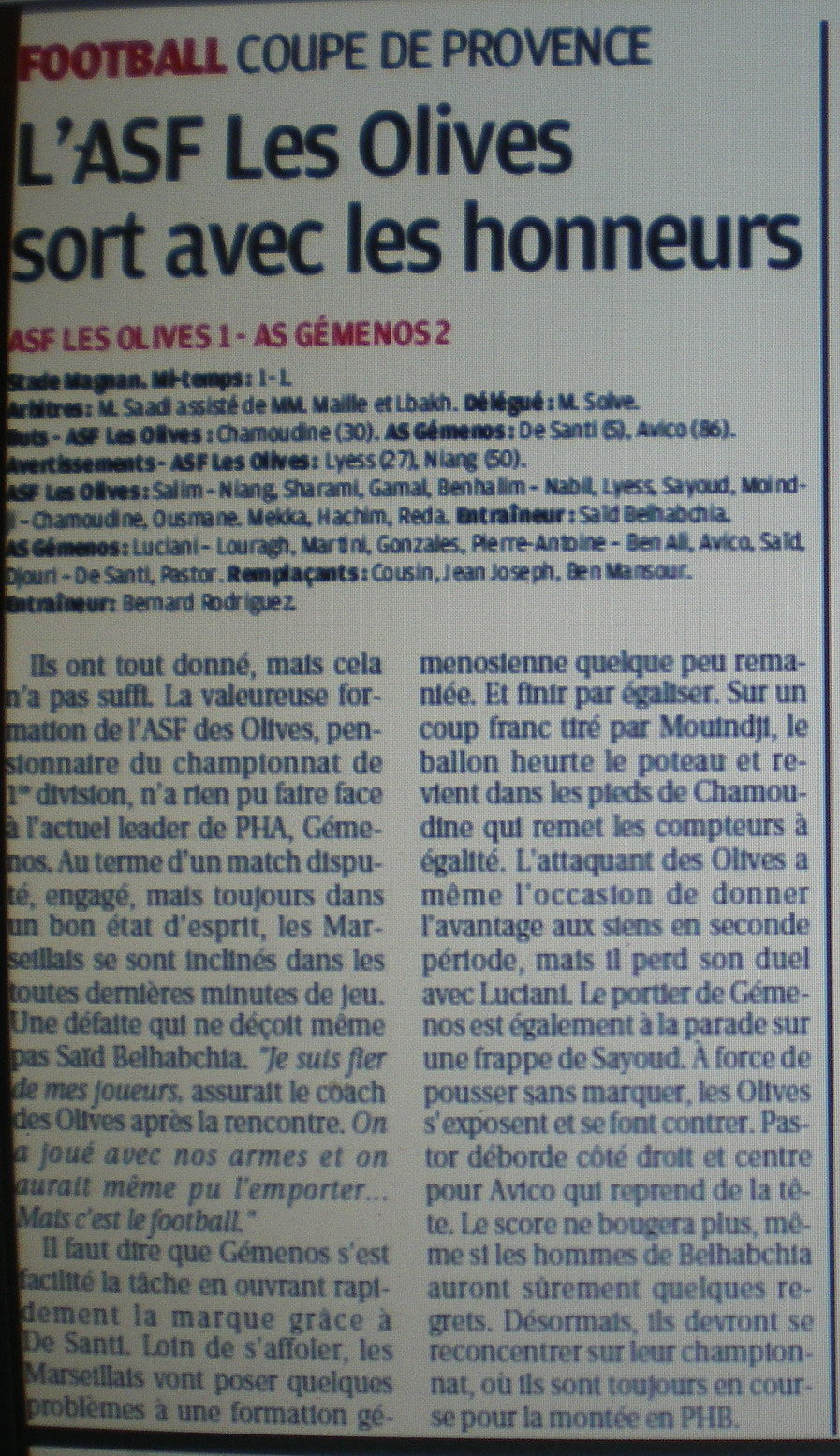 GEMENOS ....A TOMBEAUX OUVERTS// DHR - Page 2 779832IMGP4114