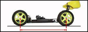 [Tuto] reglage d'un châssis tout-terrain 780046Empattement_copie