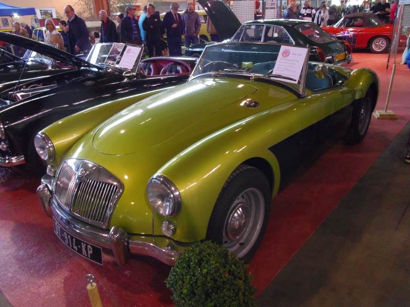Salon Auto Moto Prestige et Collection 2016 à NÎMES 780373automotoretroNIMES2016014