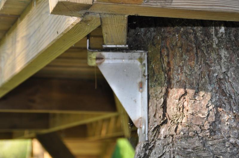 Projet de toboggant pour la cabane dans les arbres de mon fils, vos idées? - Page 3 781216Cabane25