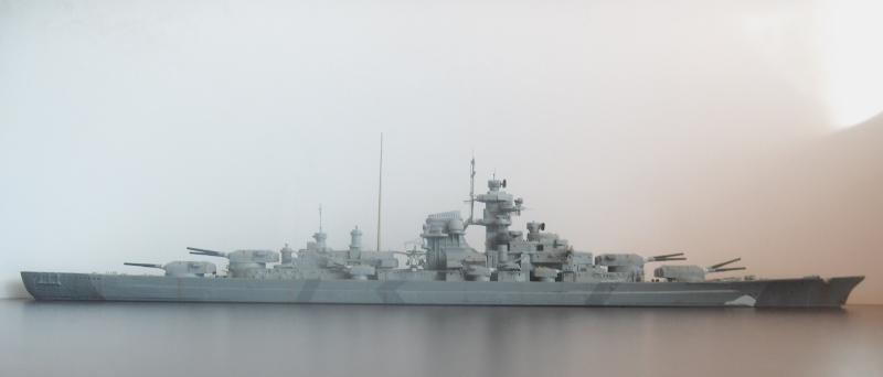 Bismarck 1/700 [Trumpeter] - Page 3 782154HPIM2150
