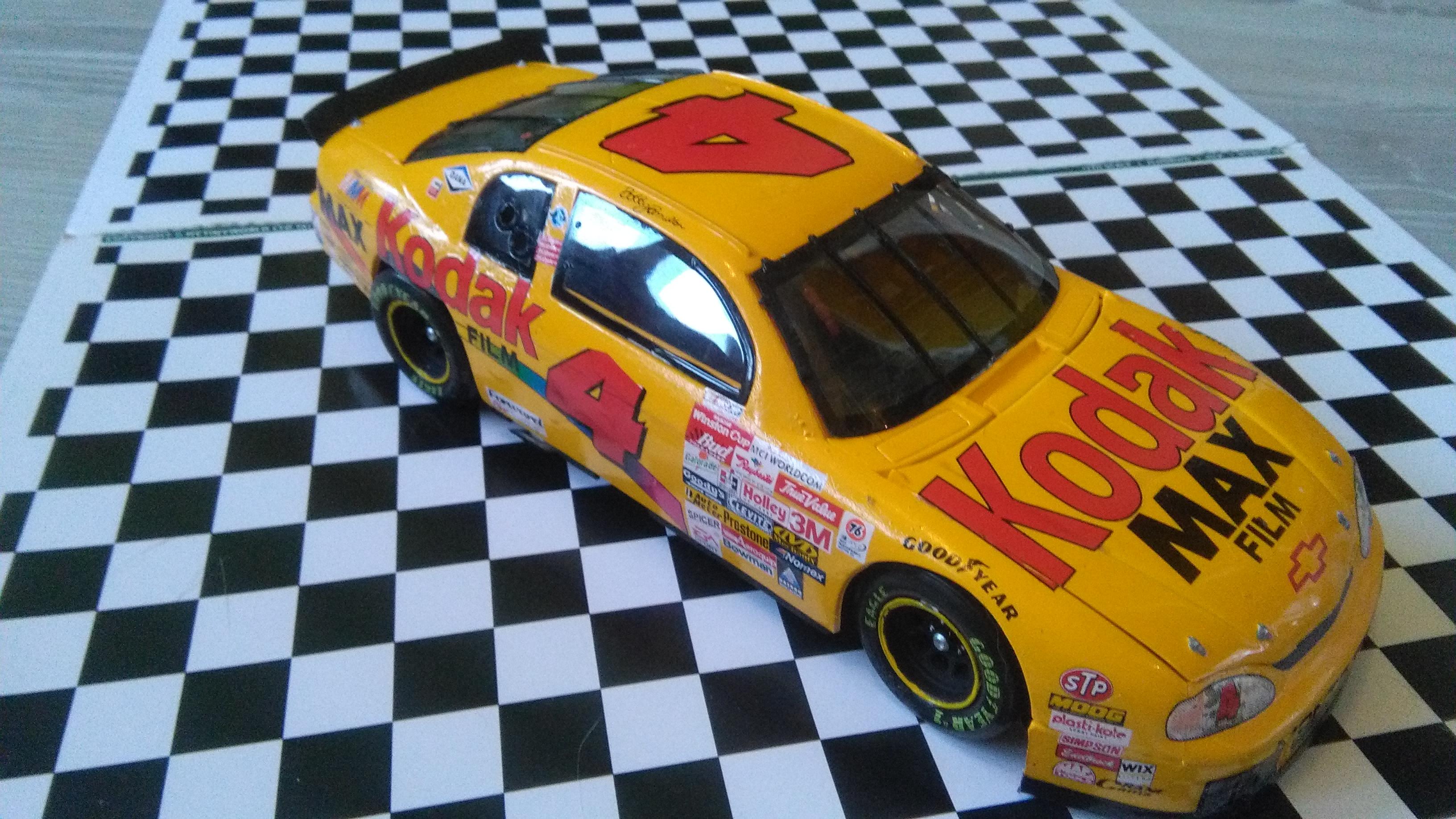 Chevy Monte-Carlo 1998 #4 Bobby Hamilton Kodak  782189IMG20170311174530