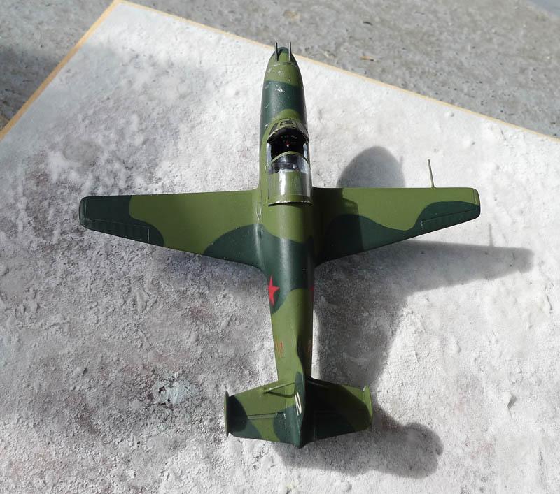 [Eastern Express] Bérezniak Izaev BI 2 - Premier Jet soviétique. 782298BI08